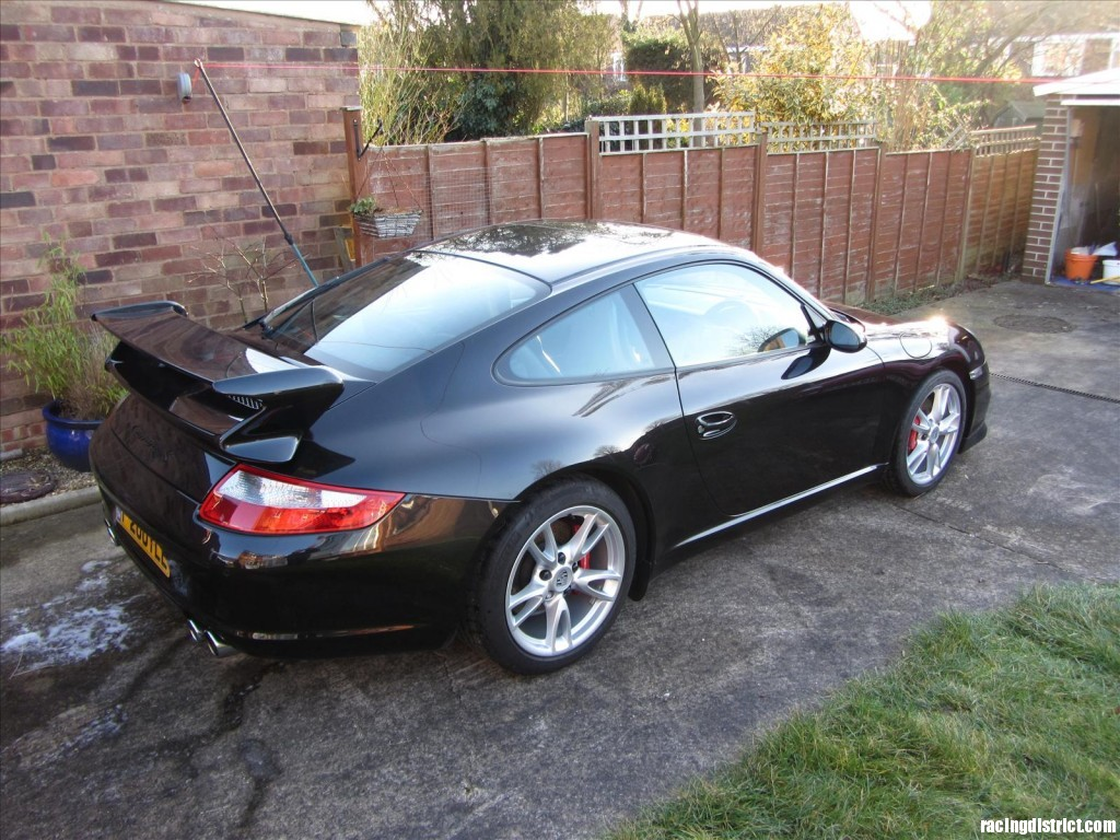 Porsche 911 (997) Carrera S, C2S, Porsche Warranty, Sports Exhaust, Aerokit